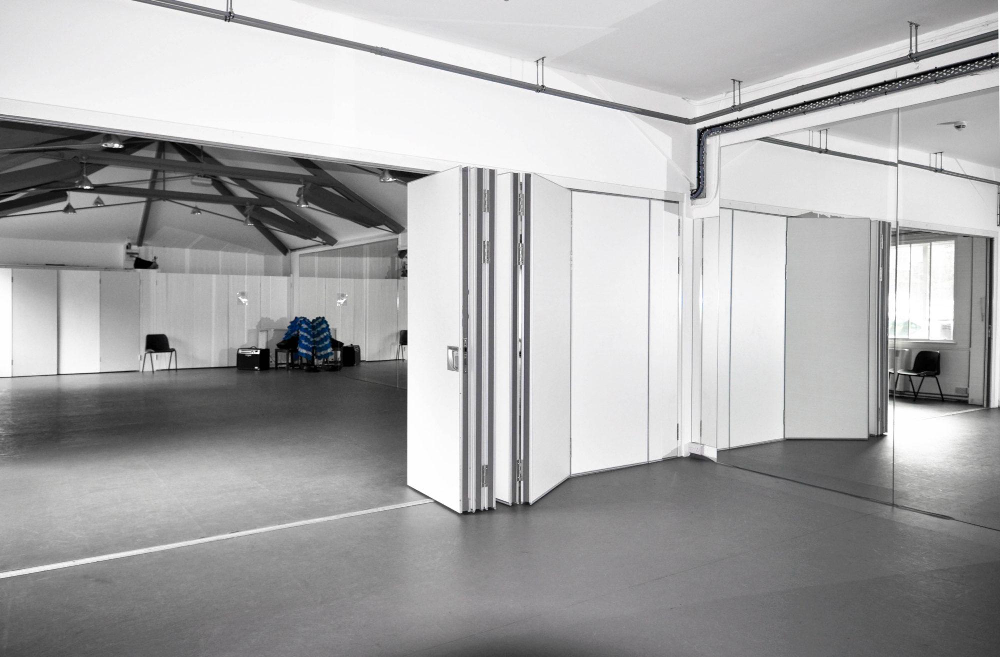 Dance Studio Hone Architecture Design